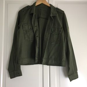 🌼2 for $50🌼 American Eagle Military Jacket